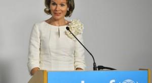 La Reine Mathilde, Présidente d'honneur d'UNICEF Belgique