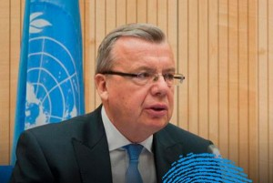 Yury Fedotov, Directeur exécutif de l'Office des Nations Unies contre la drogue et le crime