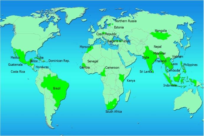map sex travel
