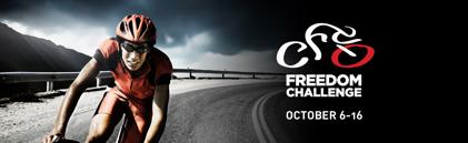 Freedom Challenge October 6-16