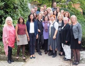 Participants au ToT et à la Consultation régionale ECPAT Europe de l'Ouest